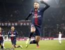 """Neymar, Cavani, Mbappe """"nổi điên"""", PSG vùi dập đối thủ... 9-0"""