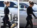 Jennifer Lopez khỏe đẹp rời phòng gym