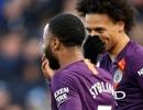 Thắng dễ dàng Huddersfield, Man City tiếp tục đeo bám Liverpool
