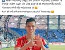 """""""Anh sẽ về nhưng không phải hôm nay"""" của tuyển thủ Việt khuấy đảo mạng xã hội"""