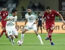 Iraq 0-1 Qatar (Hiệp 2): Siêu phẩm sút phạt