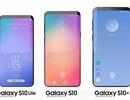 """Apple có thể chuyển hoàn toàn iPhone sang màn hình OLED, loạt Galaxy S10 lộ giá """"khủng"""""""