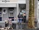 Cướp ngân hàng táo tợn gần dinh tổng thống Pháp, 30 két sắt bị khoắng sạch
