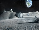 """Châu Âu chạy đua """"khai thác"""" Mặt Trăng vào năm 2025"""