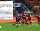 """Báo Nhật Bản: """"VAR đã quyết định kết quả trận đấu Việt Nam-Nhật Bản"""""""
