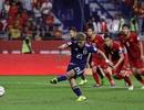 Báo chí thế giới khen ngợi sự quả cảm của đội tuyển Việt Nam trước Nhật Bản