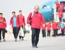Đội tuyển Việt Nam được vinh danh ở sân bay Nội Bài