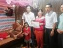 Bạn đọc giúp gia đình anh Nguyễn Phước Lập hơn 75 triệu đồng