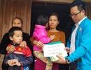 Bạn đọc giúp đỡ mẹ con chị Trần Thị Ngọc hơn 60 triệu đồng