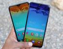 """Smartphone đầu tiên sở hữu """"màn hình tai thỏ"""" của Samsung trình làng"""