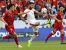 Đội tuyển Jordan nhận 2 án phạt sau trận gặp tuyển Việt Nam
