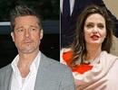 Brad Pitt và Angelina Jolie lần đầu gặp gỡ sau 3 năm chia tay