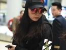 Vợ chồng Vương Diễm xuất hiện ở sân bay sau scandal trốn nợ 240 tỷ đồng