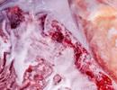 Thịt đông lạnh sau bao lâu vẫn ăn được?