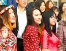 Giao thừa hướng về quê hương của các du học sinh Việt trên thế giới