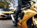 Chiêm ngưỡng bộ sưu tập xe mạ vàng của Honda