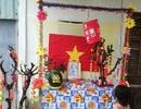 Dân lập bàn thờ Bác mừng Đảng, đón Xuân mới