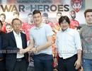 Thủ thành Văn Lâm chuẩn bị ra mắt CLB Muangthong United