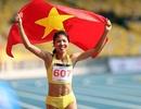 Nhà vô địch Asiad Bùi Thị Thu Thảo chúc Tết độc giả Dân trí