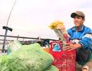 Phú Yên: Hàng trăm ngư dân vui đón Tết trên biển