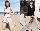 Em họ Hương Tràm: Thích mặc mốt giấu quần, trẻ đẹp gợi cảm không kém chị