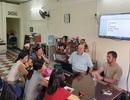 Ông giáo Mac Dougall, 10 năm dạy tiếng Anh miễn phí cho học sinh tại Việt Nam