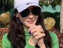 Trương Bá Chi hạnh phúc khi được làm mẹ dù chưa kết hôn