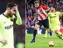 """Hòa thất vọng Bilbao, Barcelona bị Real Madrid """"phả hơi nóng"""""""