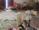 Mìn phát nổ khi cả nhà đang ngủ, 3 người bị thương