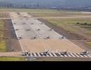 """Mỹ điều 30 máy bay """"ong bắp cày"""" F/A-18 tập trận """"Voi đi bộ"""""""