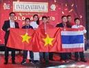 Học sinh Hà Nội đoạt huy chương vàng cuộc thi Tìm kiếm Tài năng Toán học Quốc tế