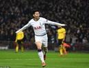 Son Heung Min lập công, Tottenham vùi dập Dortmund