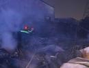 4 căn nhà cháy rụi trong ngày vía Thần tài