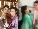 """Cặp đôi chính """"Đông Cung"""" lộ ảnh hậu trường khóa môi ngọt lịm"""