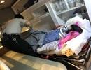 Nạn nhân bị tạt axit được chuyển đi nước ngoài để điều trị bằng chuyên cơ