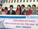 Chính thức khai trương đường bay Vinh - Đà Nẵng