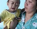 Xót xa bé 11 tháng tuổi khóc ngặt vì căn bệnh ung thư máu