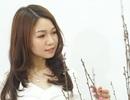 Gợi ý về kiểu tóc ấn tượng cho bạn gái sở hữu gương mặt vuông du Xuân