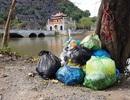 Thải rác trong vùng di sản Tràng An sẽ bị xử lý nghiêm