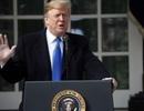 Ông Trump ban bố lệnh khẩn cấp quốc gia để xây tường biên giới