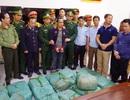 Cận cảnh lô ma túy gần 3 tạ vừa bị triệt phá tại Hà Tĩnh