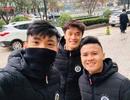 Hà Nội FC có thể thi đấu dưới tuyết ở trận gặp Shandong Luneng