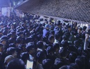 Hàng nghìn người xếp hàng chờ xin ấn đền Trần