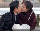 """Nguyên Khang hôn My """"sói"""" đắm đuối trên hòn đảo lãng mạn nhất của Hàn Quốc"""