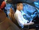 Lắp thêm khung cứng bảo vệ trong xe có bị xử phạt?