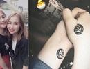Hương Tràm tiết lộ về hình xăm trên cánh tay