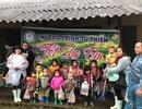 """Nhóm bạn trẻ Chí Linh """"bỏ phố lên rừng"""" đem hơi ấm tình người đến bà con nghèo vùng cao"""