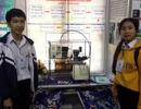 Quảng Ngãi: Học sinh tiếp cận công nghệ mới trong nghiên cứu khoa học