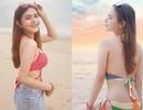 """Cô gái Việt đẹp tựa """"hot girl có gương mặt đẹp nhất Hàn Quốc"""""""
