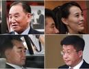 """""""Bộ tứ"""" quyền lực tháp tùng ông Kim Jong-un tới Hà Nội"""
